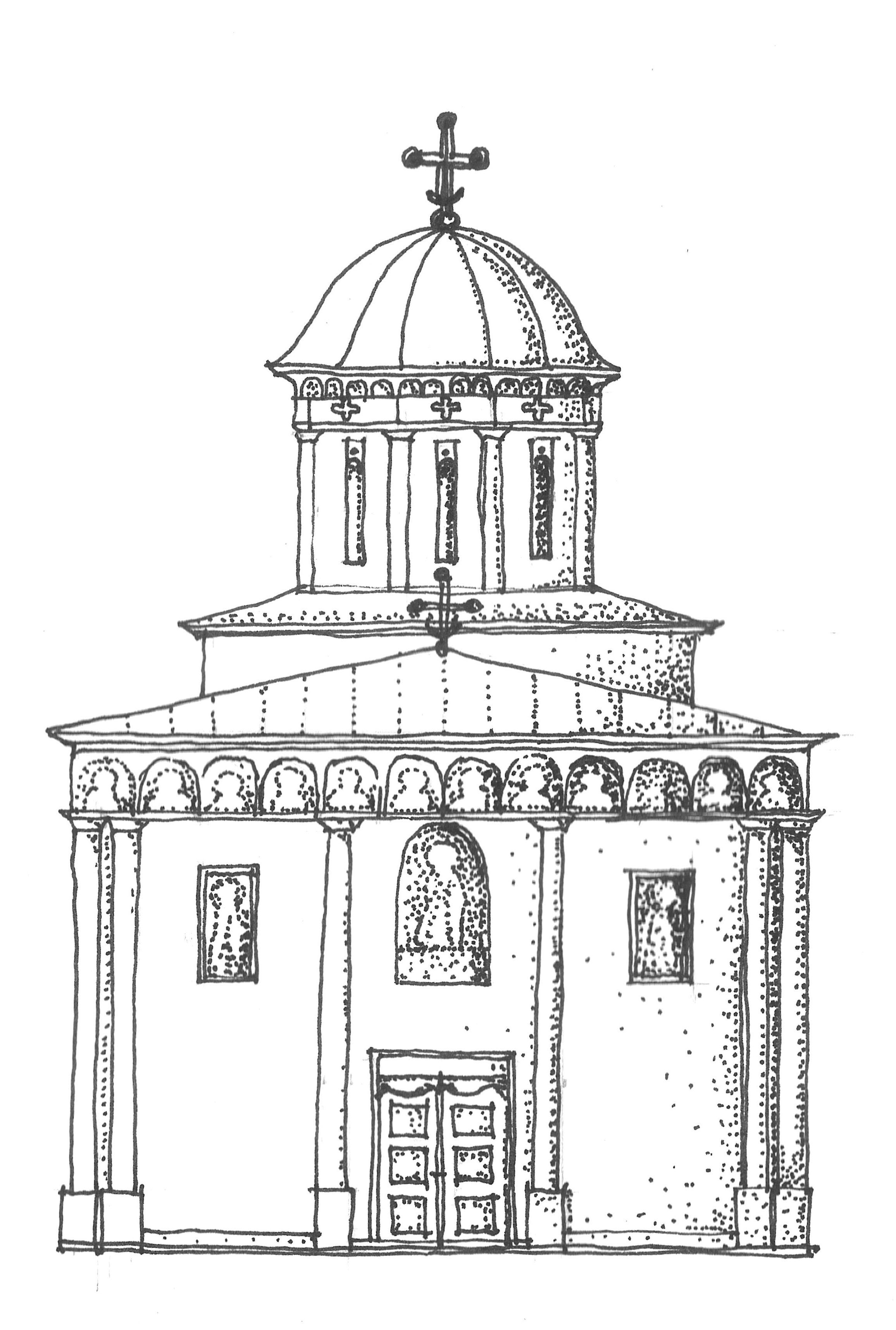 Sfântul Mare Mucenic Dimitrie (Dumitru), Izvorâtorul de ...  |Sf. Dumitru
