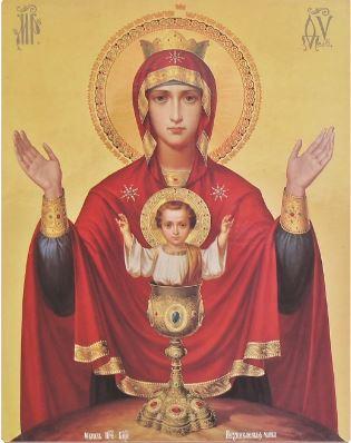 Partile Sfintei Liturghii