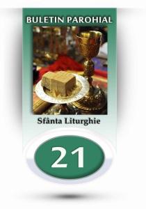 nr.21 - Liturghie