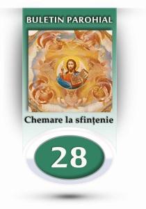 nr.28 - chemare la sfintenie