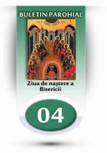 nr.4 - Ziua de nastere a Bisericii