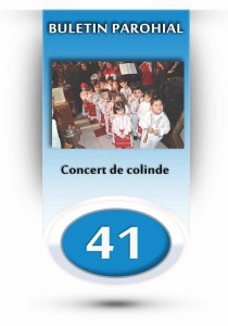 nr.41 - concert de colinde