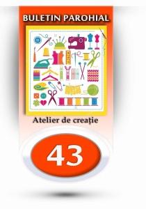 nr.43 - atelier de creatie