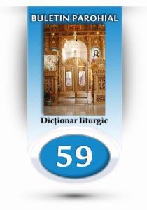 nr.59 - Dicționar liturgic