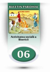 nr.6 - Activitatea socială a Bisericii